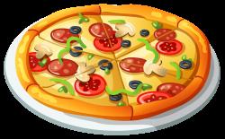 Pizza PNG Vector Clipart | pizza | Pinterest | Vector clipart