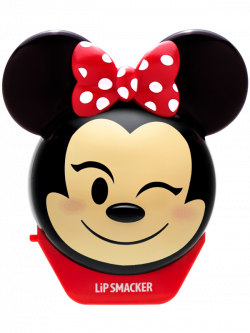 Disney Emoji Lip Balm - Minnie - #StrawberryLe-Bow-nade