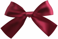 Dark Red Ribbon PNG Clipart - Best WEB Clipart