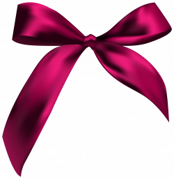 Beautiful Dark Red Bow PNG Clipart - Best WEB Clipart