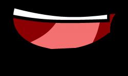 Image - Happy mouth open (L).png | Object Multiverse Wiki | FANDOM ...