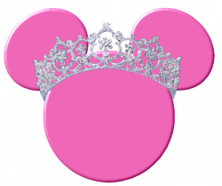 Minnie Mouse Silhouette | Minnie Mouse Heads Clipart | Craft Ideas ...