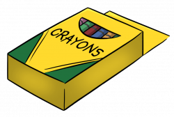 28+ Collection of Box Of Colored Pencils Clipart   High quality ...