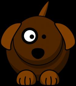 Cartoon Dog Clip Art at Clker.com - vector clip art online, royalty ...