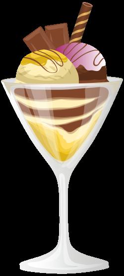 Ice Cream Sundae PNG Clip Art - Best WEB Clipart