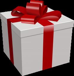 Clipart - Gift box