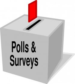 Polls Clip Art at Clker.com - vector clip art online, royalty free ...