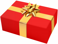 Red Gift Box PNG Clip Art | Gallery Yopriceville - High-Quality ...