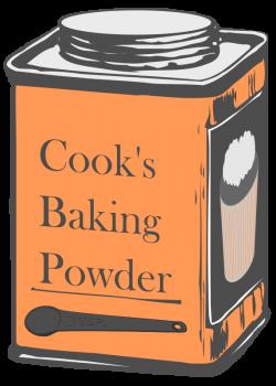 baking powder clipart - Google Search | Baking | Pinterest