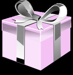 Present Pink Clip Art at Clker.com - vector clip art online, royalty ...