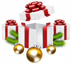 Christmas Gifts PNG Clip Art Image | 1 Christmas Gifts | Pinterest ...