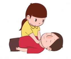 Cardiopulmonary resuscitation First aid Clip art - Rescue the ...