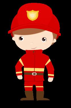 Firefighter Fire engine Drawing Clip art - fireman 590*900 ...