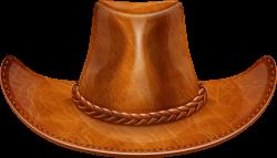 Brown Cow Boy Hat PNG Image - PurePNG | Free transparent CC0 PNG ...