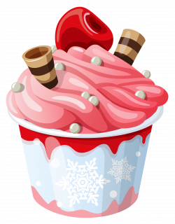 Ice Cream Cup PNG Clipart Picture | Clip Art Drinks, Ice-Cream ...