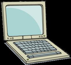 Clipart laptop clipart - Clipartix