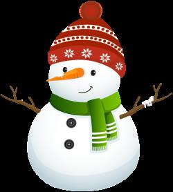 Snowman PNG Clip Art Image | Клипарты Новогодние | Pinterest | Art ...