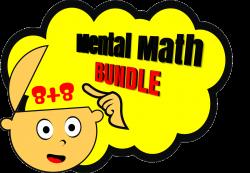 Focus on Mental Math – ULTIMATE Resource! | | Math File Folder Games