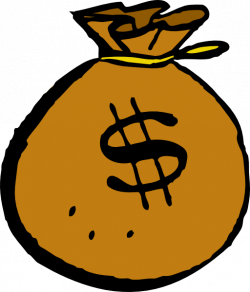 Money Bag Clipart | i2Clipart - Royalty Free Public Domain Clipart