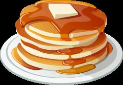 Pancake breakfast Pancake breakfast Bacon Clip art - Breakfast food ...