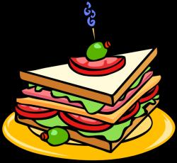 Half Sandwich Clipart | Clipart Panda - Free Clipart Images