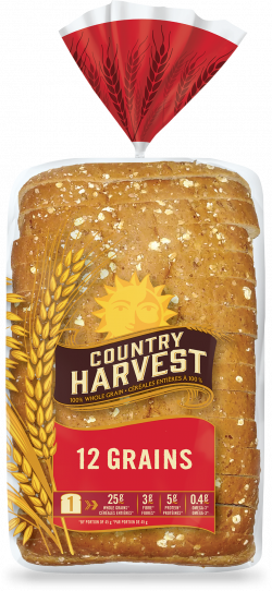 12 Grains   Country Harvest
