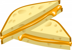 28+ Collection of Grilled Cheese Sandwich Clipart | High quality ...