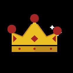 Crown Coroa Vermelha Red Clip art - Red Diamond Crown 1500*1500 ...