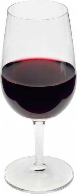 Glass of Wine Forty-eight   Isolated Stock Photo by noBACKS.com