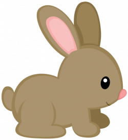 Woodland clipart bunny ~ Frames ~ Illustrations ~ HD images ~ Photo ...