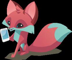 Image - Fox Phone.png | Animal Jam Wiki | FANDOM powered by Wikia