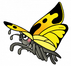United States Clip Art by Phillip Martin, California State Insect ...