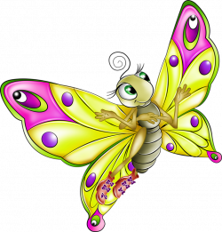 Butterflies set3 125.png | Butterfly and Craft