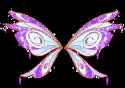 COM: Serena Bloomix wings by MiaEnchantedFairy on DeviantArt