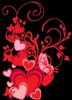 Clipart heart butterflies | Heart clipart❤ | Pinterest | Butterfly