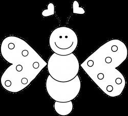 Granny Goes to School: Love Bugs Freebie Clip Art   Doodlin ...