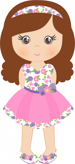 Spring Shabby Chic 4.png | Pinterest | Clip art, Dolls and Template