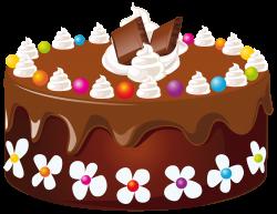 Birthday cake Chocolate cake Icing Clip art - Chocolate Cake PNG ...