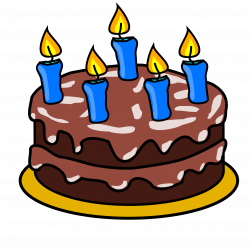 Birthday Cake Clip Art | Clipart Panda - Free Clipart Images