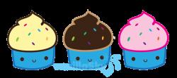 Kawaii cupcakes n.n by Vanilla00Sky on DeviantArt