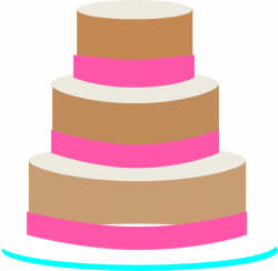 28+ Collection of 3 Layer Cake Clipart | High quality, free cliparts ...