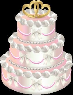 Wedding Deco Cake PNG Clip Art - Best WEB Clipart
