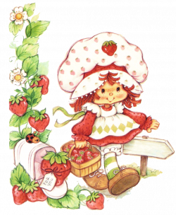 Strawberry Shortcake | ... the cute and quirky character of ...