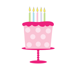 28+ Collection of Free Birthday Cake Clipart   High quality, free ...