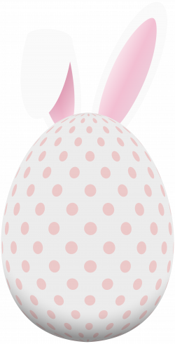Easter Egg with Bunny Ears PNG Clip Art Image | Gallery ...
