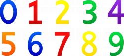 28+ Collection of Free Numbers Clipart | High quality, free cliparts ...