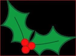 Elegant Holiday Clipart | cobble usa
