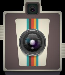 Camera Photography Royalty-free Clip art - Fashion retro camera old ...