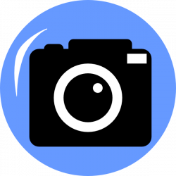 Camera Clip Art at Clker.com - vector clip art online, royalty free ...