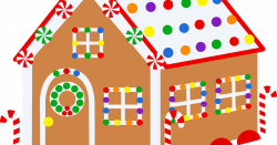 Gingerbread House Cliparts Free Download Clip Art - carwad.net